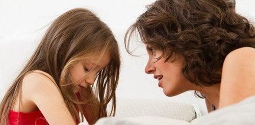 La serietà e il rispetto nella relazione con i figli