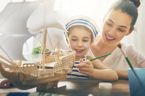attività casalinghe per bambini