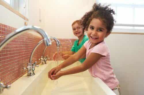 Quali sono gli effetti delle routine nei bambini?