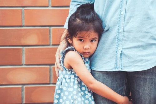 Quali sono le paure più frequenti nei bambini?