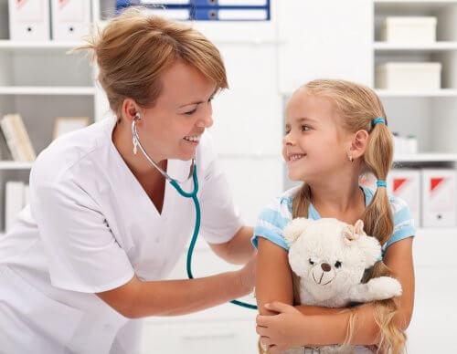 la paura di andare dal medico è molto frequente nei bambini