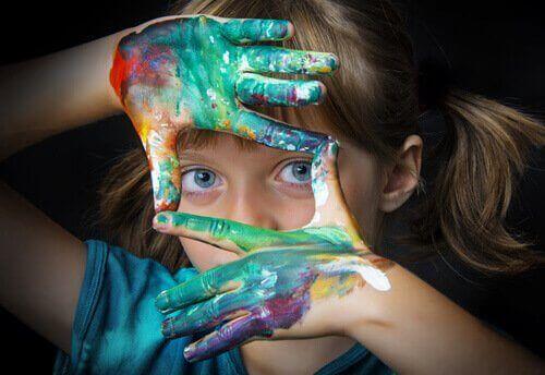 educare alle arti i piccoli