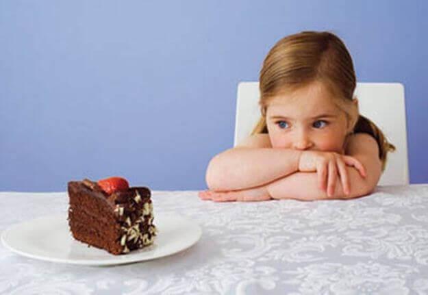 I bambini hanno bisogno di una dieta sana