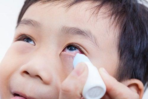 Proteggere la vista dei bambini