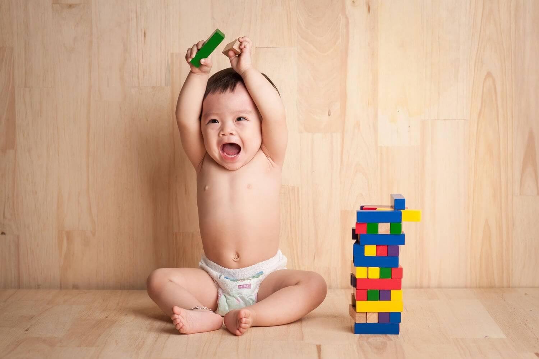 Consigli per scegliere i migliori giochi per bambini da 6 a 12 mesi