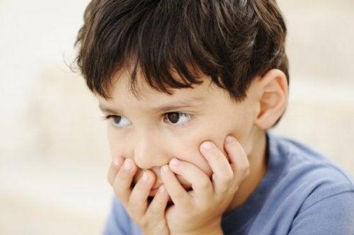 Le stereotipie nell'infanzia: cosa sono?