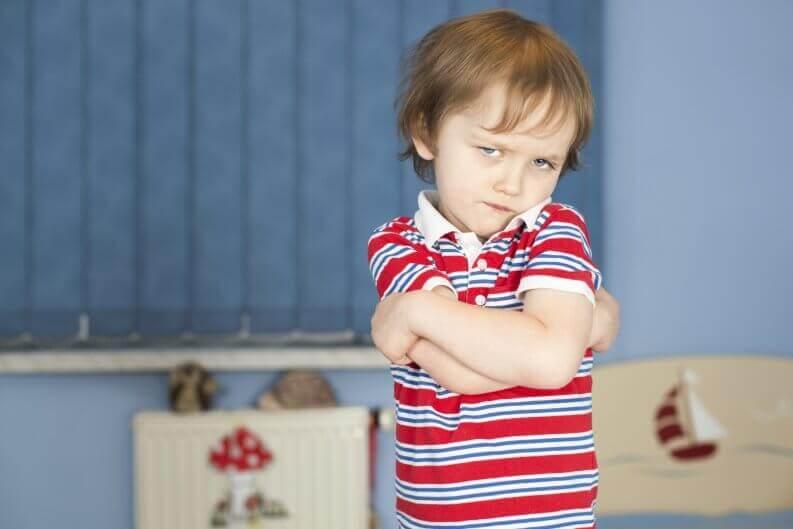 I bambini ci contraddicono apposta?