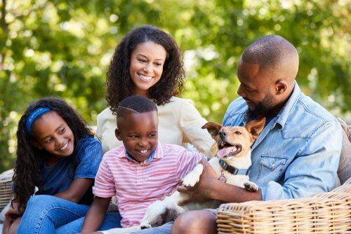 la socializzazione è una parte importante della vita fin dalla prima infanzia