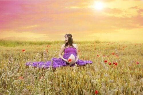 la gravidanza consapevole è una fortuna incommensurabile