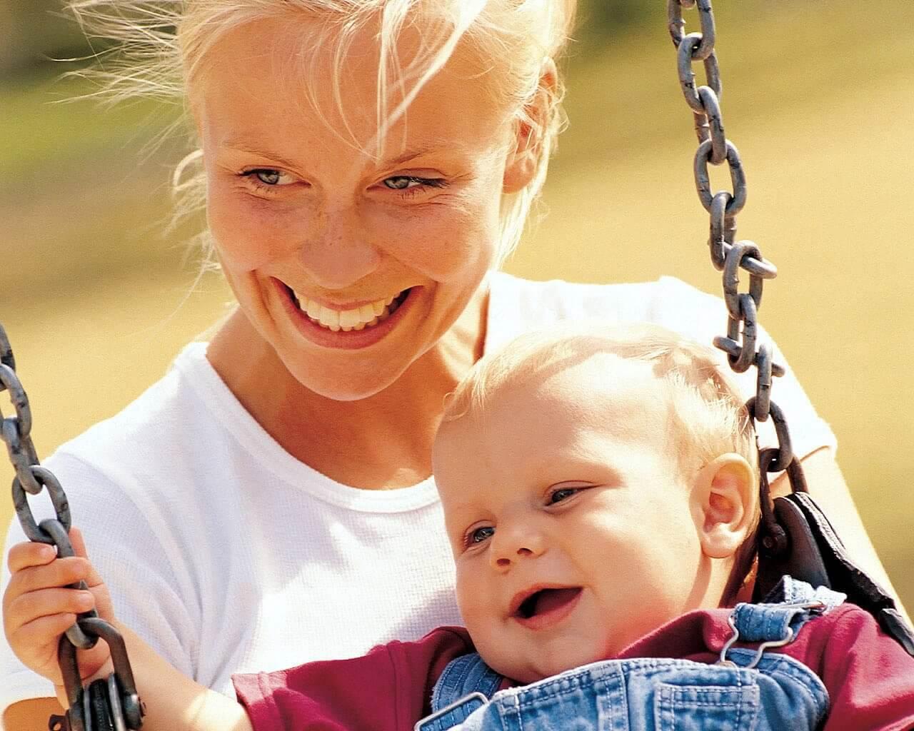 maternità e cura di sè