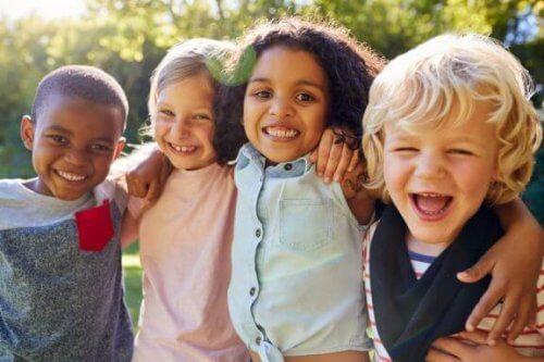 L'importanza della socializzazione nell'infanzia