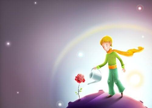 racconti de Il piccolo principe