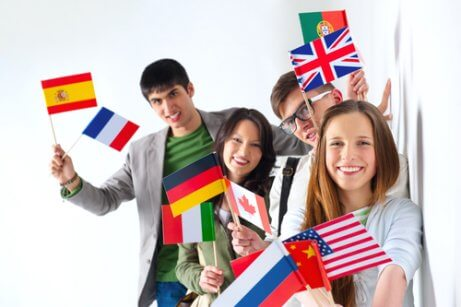 Imparare le lingue a scuola