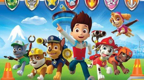serie televisive per bambini - la squadra dei cuccioli