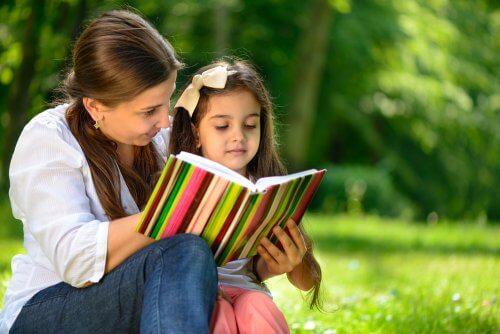 5 attività per motivare alla lettura i bambini