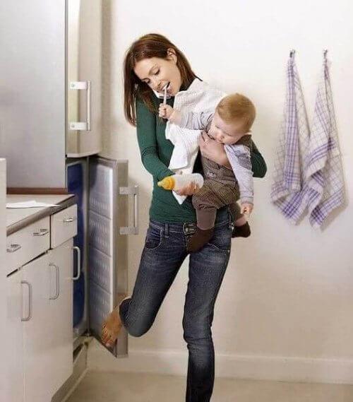10 consigli per madri che non hanno mai tempo