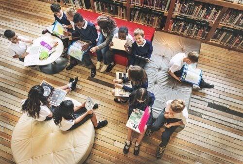 Linee teoriche dell'organizzazione scolastica