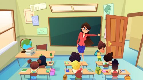 Punizioni in classe