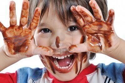 Dolce al cioccolato fatto in casa