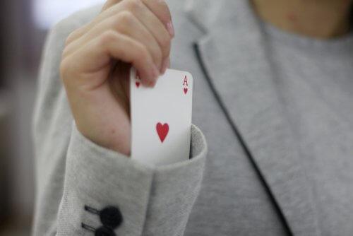 Trucchi di magia con le carte
