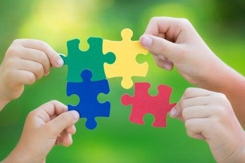 Benefici psicologici dei puzzle per i bambini