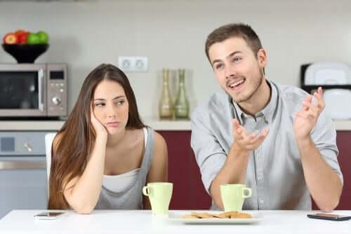 Stanchi della convivenza e come evitarlo