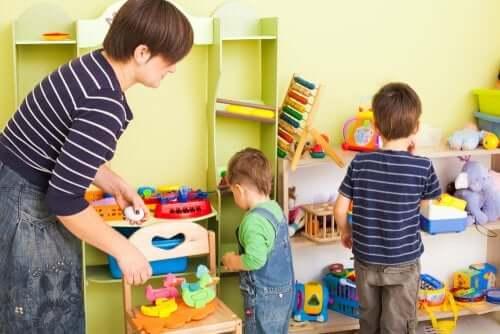 Come motivare i bambini a collaborare in casa?