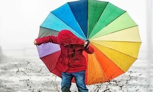 i colori sono una delle prime cose che imparano i bambini