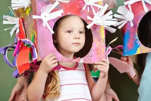 il teatro nella scuola dell'infanzia è un gioco creativo ed educativo