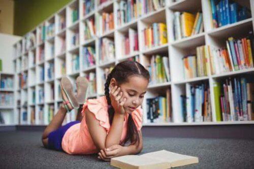 biblioteche per bambini