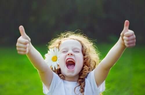Lo sviluppo dell'affettività nell'infanzia