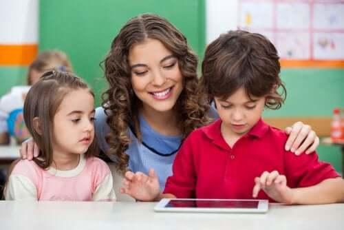 L'importanza delle TIC in età prescolare