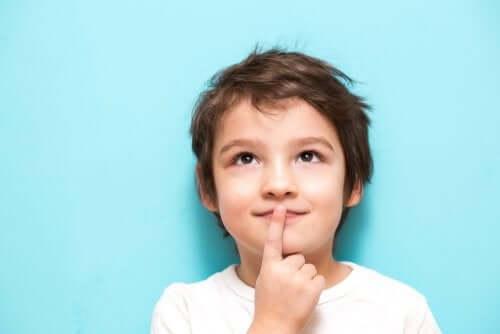 Lo sviluppo dell'attenzione nei bambini
