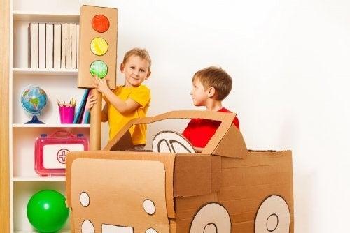 L'educazione stradale dei bambini dipende anche dai genitori