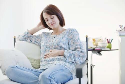 in assenza di problemi specifici, non è necessario stare a riposo in gravidanza