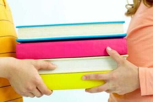 condividere letture significa condividere conoscenze ed emozioni