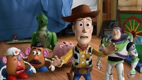 Cartoni animati Pixar e importanti lezioni di vita