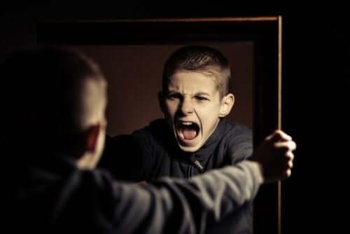 l'adolescenza può essere una fase in cui si manifestano grandi conflitti