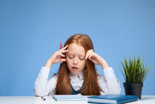 un ambiente piacevole e tranquillo è un importante requisito per studiare con efficacia