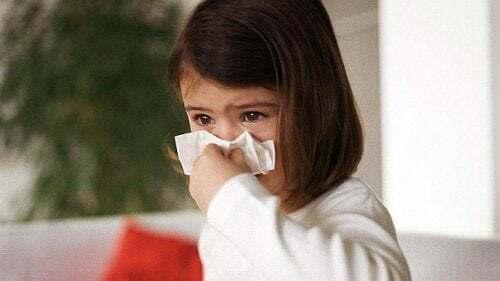 Come curare il raffreddore dei bambini