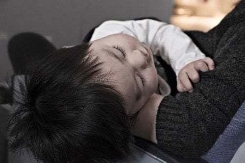 Bambino con appendicite