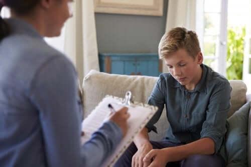 l'aiuto di uno psicologo può essere fondamentale per risolvere problemi comportamentali nei giovani