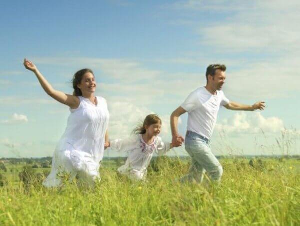 Educare alla felicità in famiglia
