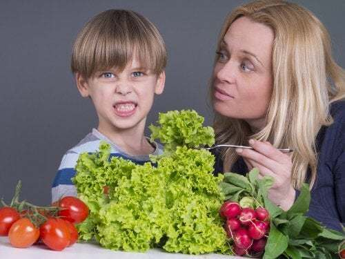 Cosa fare se a vostro figlio non piacciono le verdure