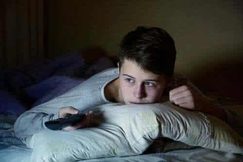 Dormire male nell'adolescenza: quali conseguenze?