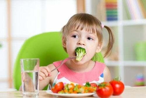 Come si sviluppano i gusti alimentari dei bambini