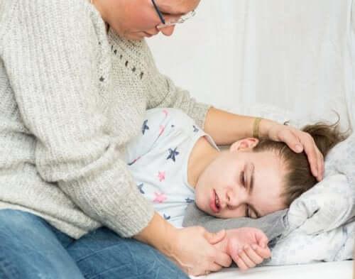Una diagnosi di epilessia provoca spesso molta ansia in famiglia