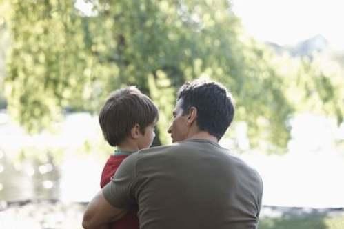 Dialogo tra padre e figlio