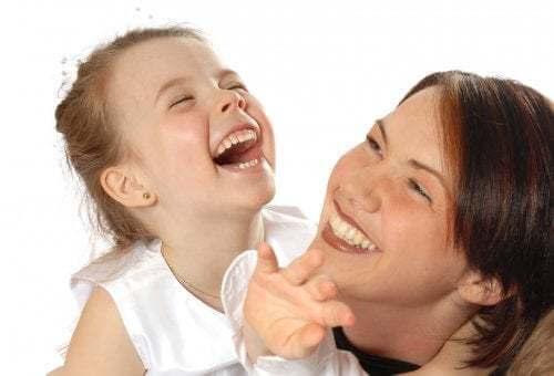 Perché è importante insegnare a ridere ai propri figli
