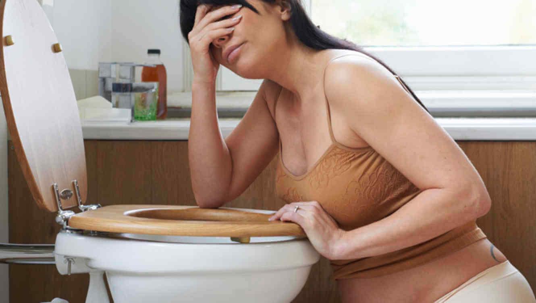 vomito e nausea durante la gravidanza sono un fastidio del tutto normale